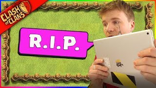 IT'S FINALLY TIME TO SAY GOODBYE. (r.i.p.)