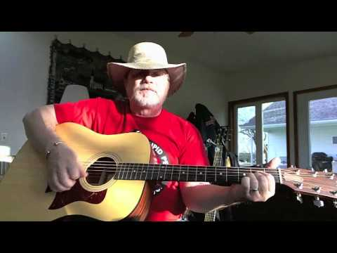 712 - Let Your Love Flow - Bellamy Brothers - acoustic cover by George Possley