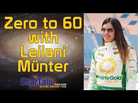 Zero to 60 with Leilani Münter