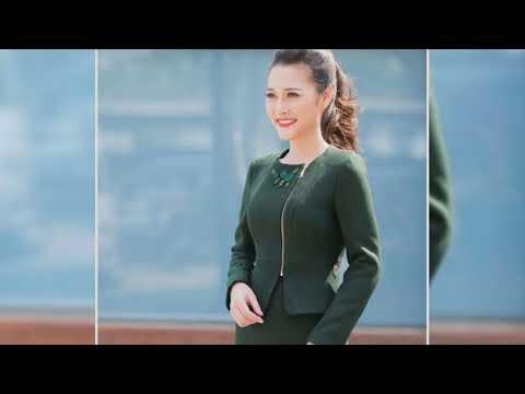 Những Mẫu áo Vest Lửng Nữ Hàn Quốc đầy Duyên Dáng, Kiêu Sa