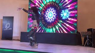 Bhumika Shrestha   Belly Dance performance in Nepal Yash Models Events
