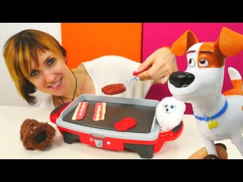Тайная жизнь домашних животных и ДЕТСКИЙ САД #КапукиКануки 🐕🐱 Видео про игрушки для детей