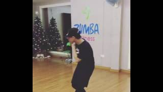 Freezle & Eddie - Anak Mami | iPui Choreography