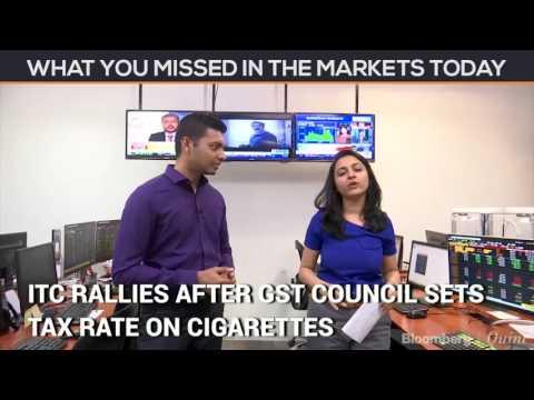 Market Wrap: Nifty Sets A New Record