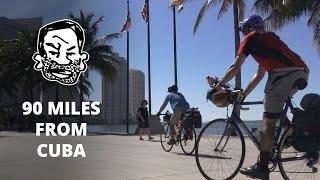We suck at bikepacking - Biking to Key West EP1