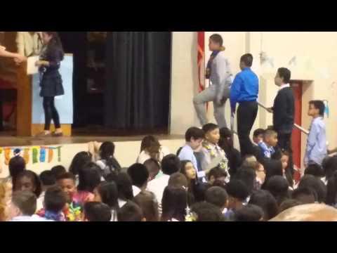 Niles Elementary School Graduation.