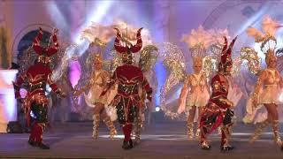 Elección de la Reina del Carnaval de Puerto de la Cruz 2018
