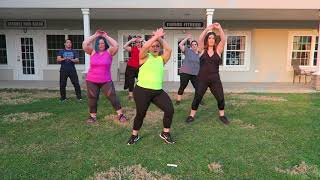 Sean Paul, David Guetta- Mad Love Zumba Video