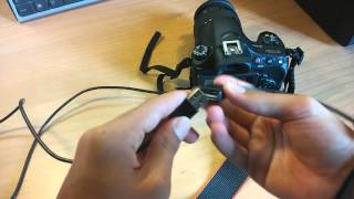 Control SONY Camera with Android