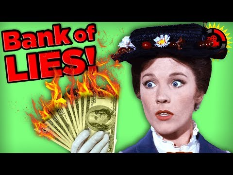 Film Theory: Dont Trust The Banks! (Disneys Mary Poppins)