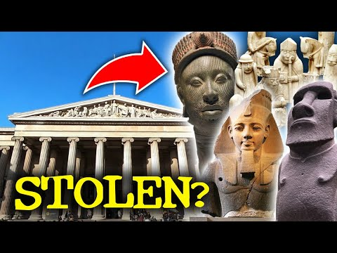 Download Is The British Museum Filled with Stolen Artifacts?