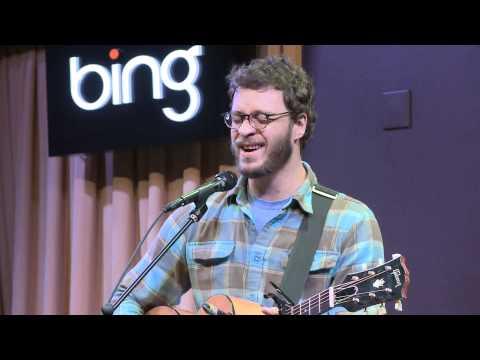 Amos Lee - Night Train (Bing Lounge)