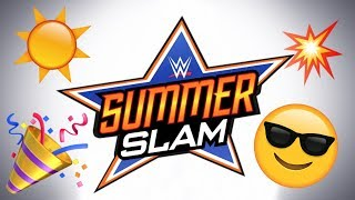 If WWE PPVs Were Emojis