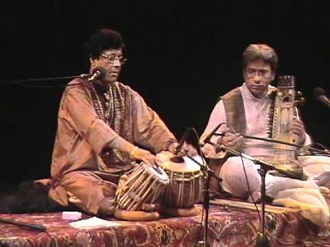 Pt. Anindo Chatterjee - Tintal Part 3 of 3 - Toronto 2004