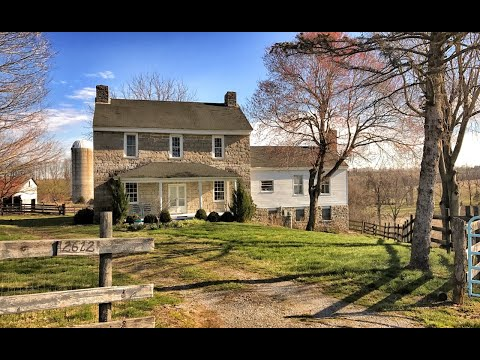 Oldest Stone home My Town Montgomery Gentry, Civil War Town Perryville, KY Part 1 of 3