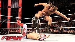 Kalisto vs. Rusev: Raw, February 1, 2016