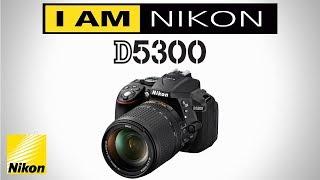 Nikon D5300 DSLR AF-P 18-55 VR AF-P 70-300 VR Combo Lens Kit Unboxing