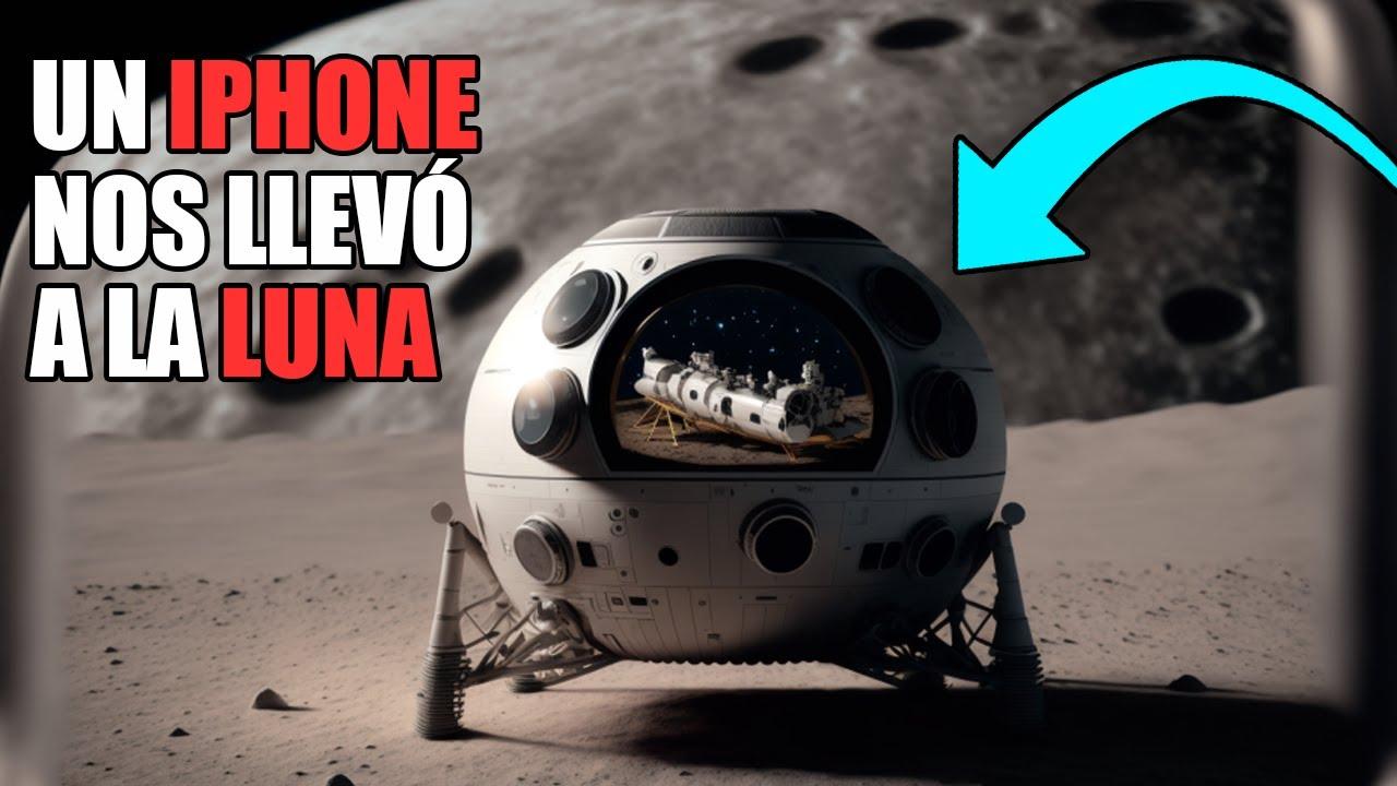 Es mejor un IPHONE que el APOLLO 11?🌙 CERTIDEAL me Reta