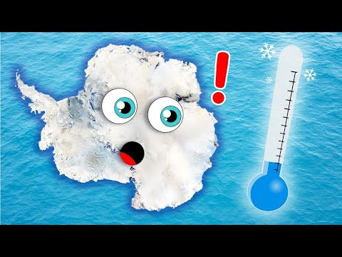 Antarctica/Antarctica Continent/Antarctica Geography
