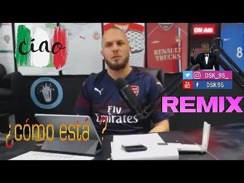 Bassem Radio TH - Ciao Como Esta (DSK REMIX)