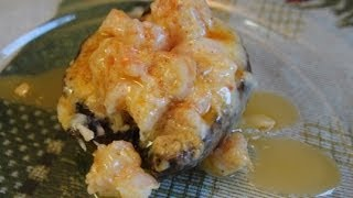 Shrimp Filled Portobello Mushroom Recipe