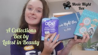 MOVIE NIGHT BOX |  LATEST IN BEAUTY COLLECTIONS