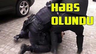 """""""Hacı Beyləqanski""""nin həbsinin görüntüləri"""