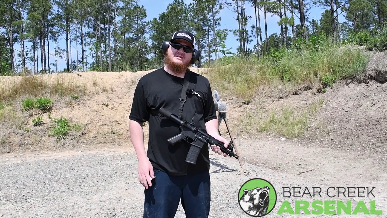 Bear Creek Arsenal's 7 5