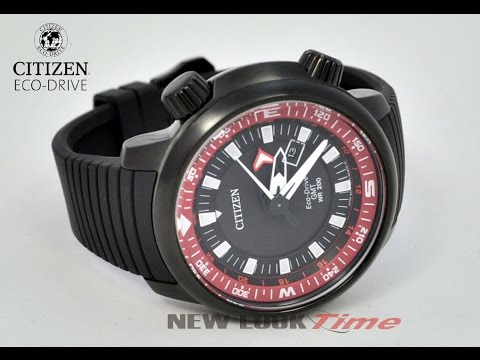 949600d354b Relógio Citizen Eco Drive BJ7085-09E New Look Time Relógios - YouTube