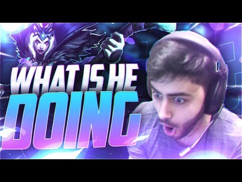 Yassuo | WHAT IS HE DOING?!?