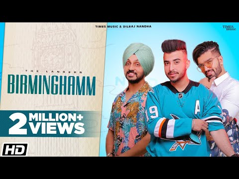 Birminghamm | The Landers | Proof | Guri Singh | Mandeep Dhami | Latest Punjabi Song 2019