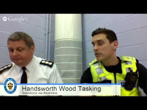 Handsworth Wood LIVE Police & Community Tasking Meeting
