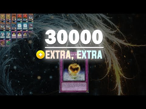 [Yu-Gi-Oh! Duel Links] 30000: Extra, Extra Tilt Deck | Thoughts on Ranked | League Gameplay ?