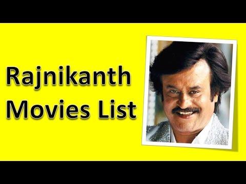 Rajinikanth Upcoming Movies List 2019 2020 & Release Dates