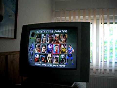 mk3 arcade machine
