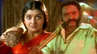 Lahiri Lahiri Lahirilo Movie || Bhanupriya Emitted Harikrishna Comedy || Harikrishna, Bhanupriya