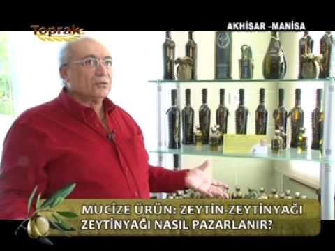 Toprak TV Akhisar Zeytin