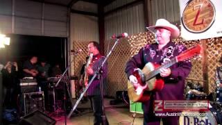 Los Texmaniacs @ 2012 Austin Wholesale Christmas Party live in Austin, TX
