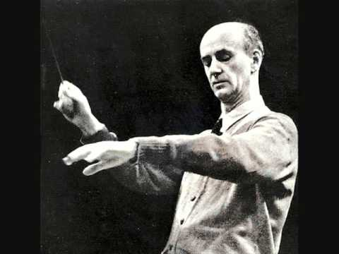 "Wilhelm Furtwängler ""Symphony No 9 "" Beethoven (3. Movement)"