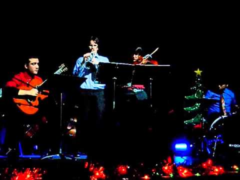 Baby It's Cold Outside cover - NESA winter concert 2013