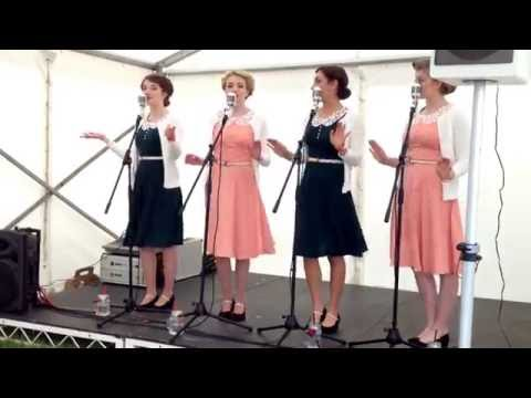 Company B - UK, Boogie Woogie Bugle Boy [Live at Beaulieu National Motor Museum 2016]