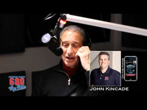 680 The Fan - Arthur Blank Interview - Pt 1