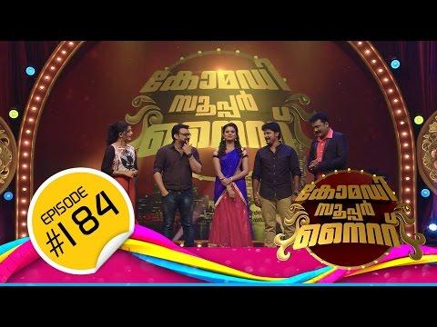 Comedy Super Nite with chennai Koottam Movie Team   ചെന്നൈക്കൂട്ടം   CSN  #184