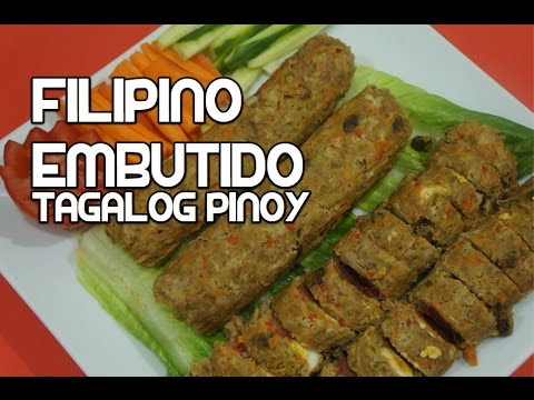 Paano magluto pork embutido recipe pinoy tagalog filipino youtube paano magluto pork embutido recipe pinoy tagalog filipino forumfinder Image collections