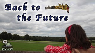 Back to Modern Day - Ep6 The Watchman's Tower Time Travelling Adventure - Kids History - 16:9