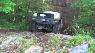 Excursion on boggers climbing Devils Gulch