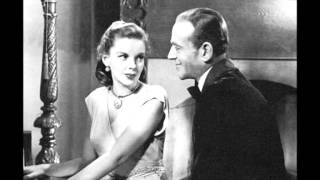 Judy Garland & Fred Astaire...It Only Happens When I Dance With You (Radio Show)