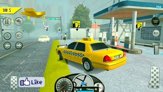 Real Taxi Simulator 2018  Android GamePlay HD