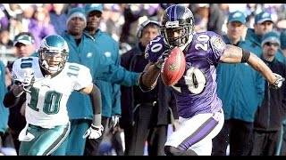 NFL Top 10 Longest Pick Sixes of All Time thumbnail