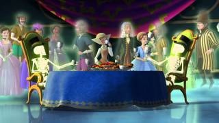 Disney Junior | Prenses Sofia  | Hayalet Gala